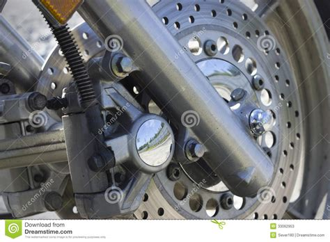 brake and l inspection brake device front wheel motorcycle stock photos image