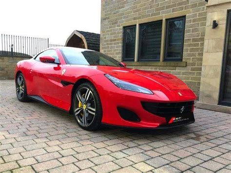Portofino is available with dual clutch transmission. Used 2019 Ferrari Portofino 3.8T V8 F1 DCT (s/s) 2dr for sale in West Yorkshire | Pistonheads