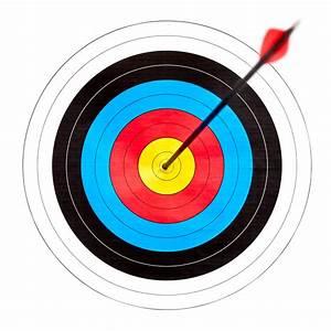 Free Vector Vector Clip Art Archery Target Clip Art   Male ...