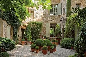 Color, Outside, The, Lines, More, Courtyards