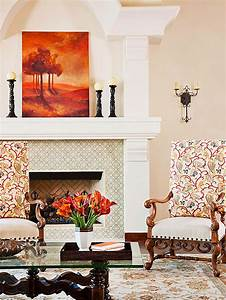Tile fireplace design ideas for Stylish options for fireplace tile ideas