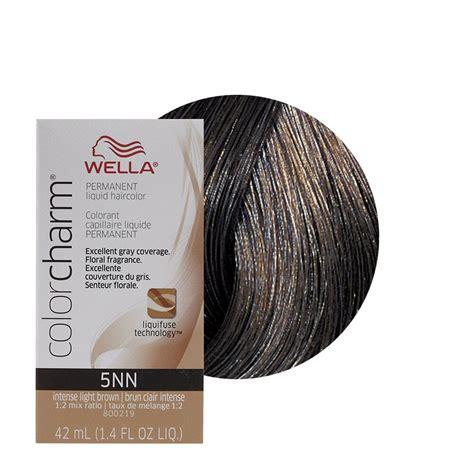 wella color charm permament liquid hair color 42ml