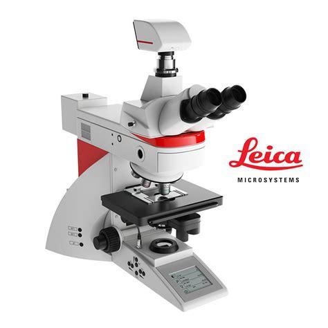 Leica DM Microscope 3D | CGTrader
