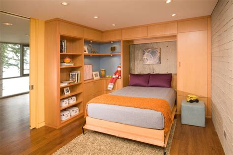 Bedroom Storage Ideas For Small Rooms  Home Makeover