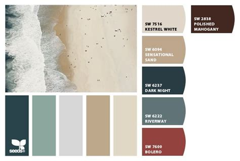 color palette for home interiors 17 best images about danielle 39 s seaside on