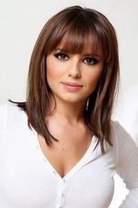 Coupe Carré Visage Rond : coupe de cheveux femme visage rond cheveux fins ~ Melissatoandfro.com Idées de Décoration