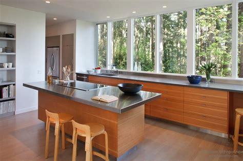 kitchen window design ideas стильный интерьер кухни с окном оригинальные идеи 6480