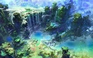 Fantasy, Jungle, City