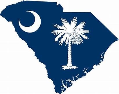 Carolina South Flag Svg Map Wikipedia Sc