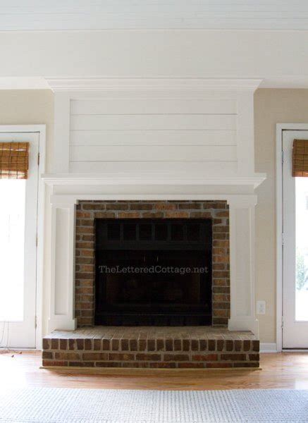 how to redo a fireplace remodelaholic 25 best diy fireplace makeovers