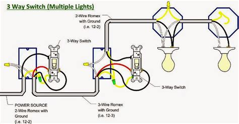 electrical engineering world   switch multiple lights