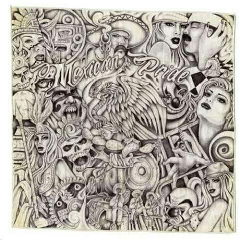 Pin by Trey Thomson on CHOL@S   Prison art, Chicano ...