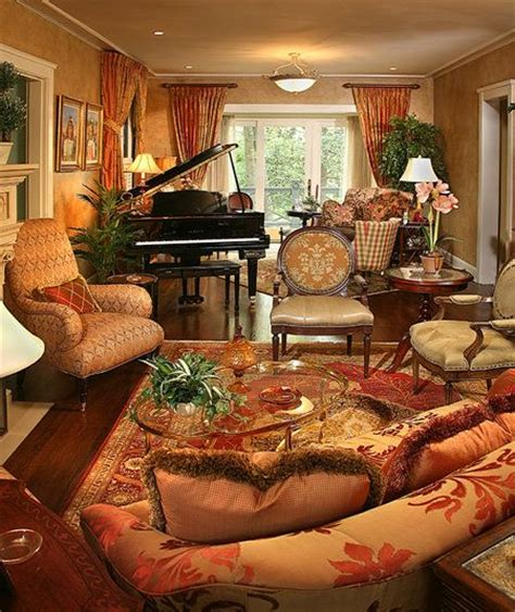 traditional livingroom living room gold and hues interiors