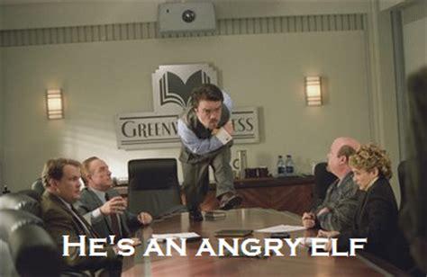 Angry Elf Meme - angry elf on tumblr