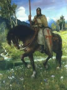 chambre chevalier perceval ou le du graal à la française