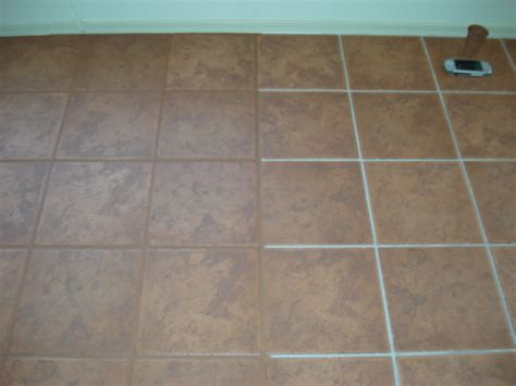 color sealing tile and grout cleaning and sealing