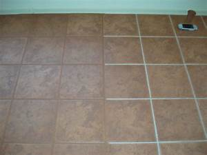 Grout sealersealing tile and grout kitchennew kitchen for How to seal grout on tile floor