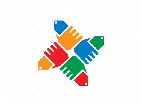 Sales Force Logo by Frankie Soo on Dribbble