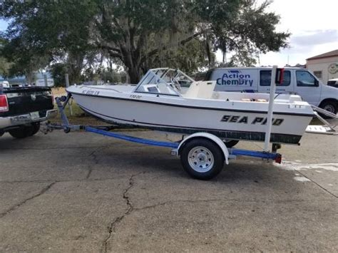 Used Sea Pro Boats For Sale Florida by Sea Pro New And Used Boats For Sale