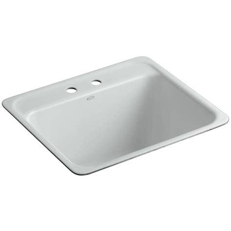 kohler utility sink enlarged image