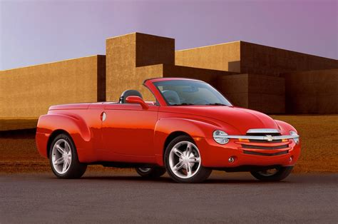 truck car chevrolet ssr reviews research new used models motor