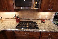 creative kitchen backsplash feature tiles tile and back splashes on 3017