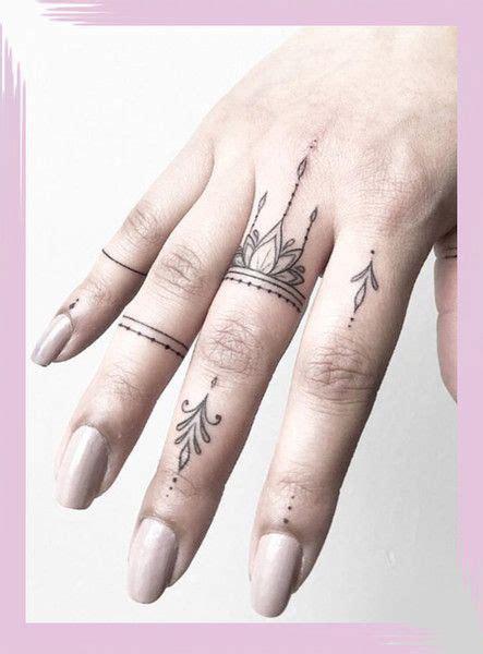 fresh  creative finger tattoos tattoo ideas finger