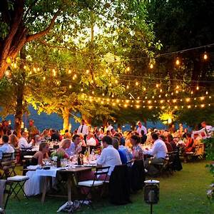 10x, 10m, Patio, E27, String, Lights, Dinner, Party, Garden, Bar, Dancing, String, Light, With, 10, Led