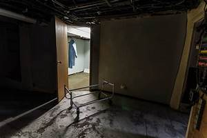 Abandoned Funeral Home Freaktography