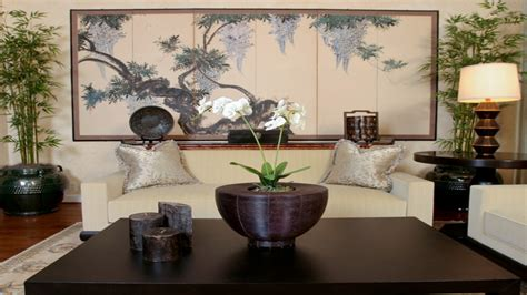 Contemporary Asian Furniture, Asian Themed Room Ideas