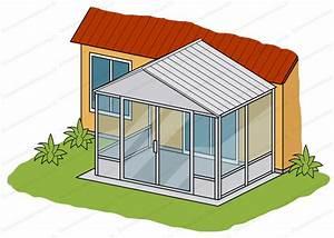 Prix D Une Veranda : prix d 39 une v randa de 20m2 constructeur travaux ~ Dallasstarsshop.com Idées de Décoration