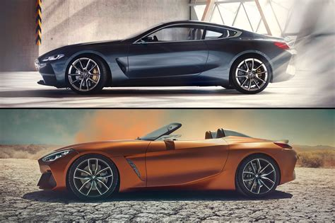 Bmw Z4 Concept And Bmw Concept 8