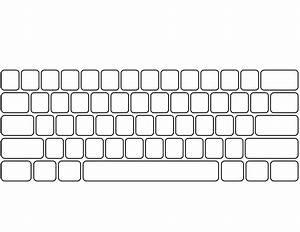 blank keyboard template ginger39s 1 tech shop With blank keyboard template printable