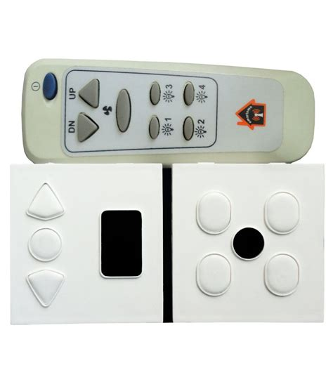 remote control switches for lights and fans buy walnut innovations wireless remote control switch for