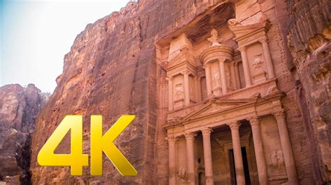 4k Images Free Download Petra A World Wonder 4k Youtube