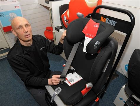 The Law On Child Car Seats Is About To Change Again