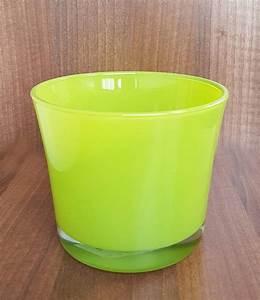 Orchideen übertopf Glas : glas bertopf lime 1a qualit t kaufen baldur garten ~ Eleganceandgraceweddings.com Haus und Dekorationen