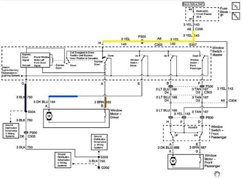 2004 Chevrolet Venture Wiring Diagram by I A Chevrolet Venture 2002 That Has An Electical