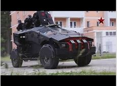 ZIL Punisher Russian FSB SWAT Batmobile YouTube