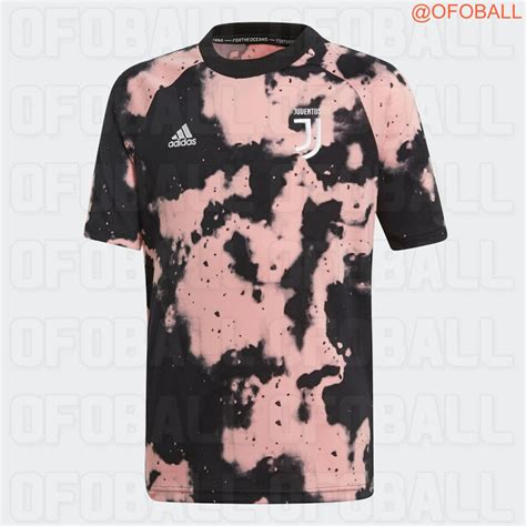 insane adidas juventus pre match shirt leaked footy headlines