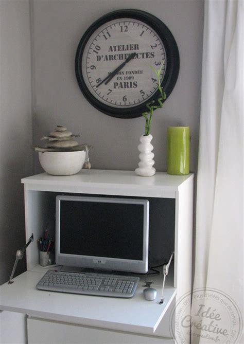 am駭agement bureau petit espace créer un bureau atelier dans un petit espace idée créativeidée créative