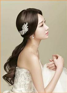 Korean Wedding Hairstyle Inspiration 2018 For Your Big Day