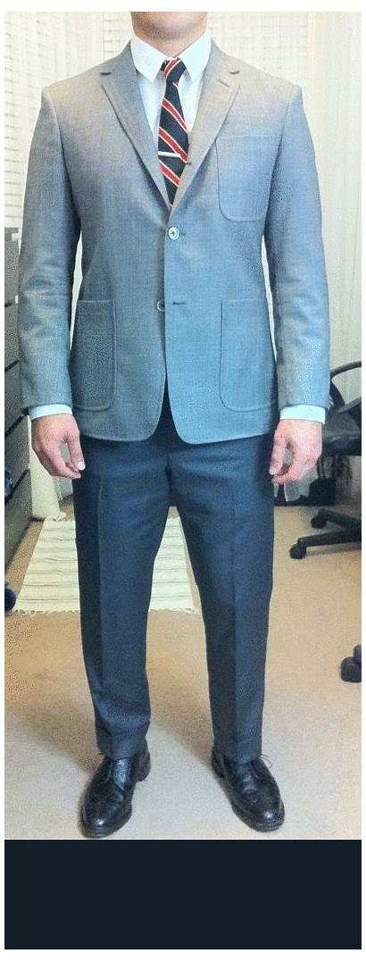 Browne Thom Jacket Suit Normal Further Reading