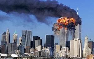 Hijacked planes devastate World Trade Center and Pentagon ...