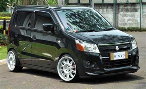 Suzuki Karimun Wagon R Modification by Modifikasi Suzuki Karimun Wagon R Jadi Lebih Mewah Otonity