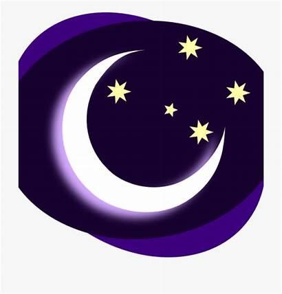 Moon Clipart Lunar Crescent Cliparts