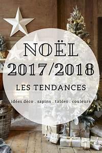 Decorations De Noel 2017 : no l 2017 les tendances id es d co table sapin couleurs d co fa ade ext rieure ~ Melissatoandfro.com Idées de Décoration
