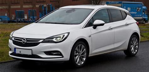 Opel Astra by File Opel Astra 1 6 Cdti Ecoflex Dynamic K