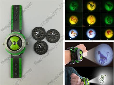 Ben 10 Omnitrix Illuminator Projector Watch 2008 Bandai