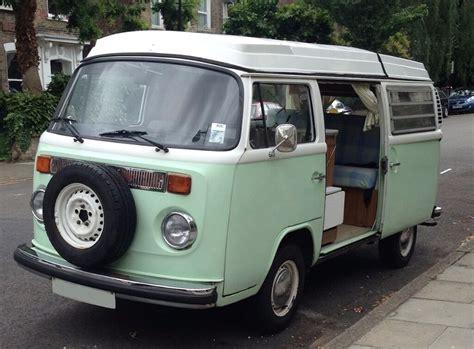 Original 1972 Vw Type 2 Westfalia Pop-top Campervan